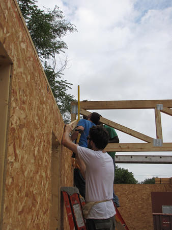 July 8-Staff Build Day