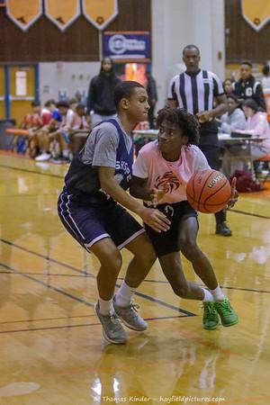 Boys Frosh Basketball v West Springfield 11/18/19