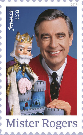 Mr. Rogers To Be Featured on New U.S. Postage Stamp