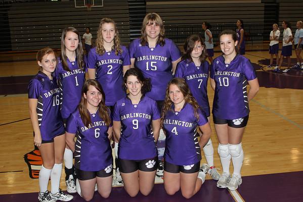 Dar Volleyball team 2008