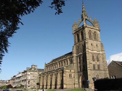 August 5 - Edinburgh