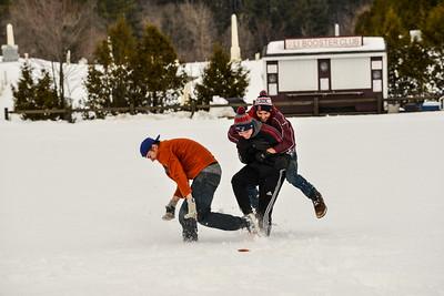Snow Football 2/21/17
