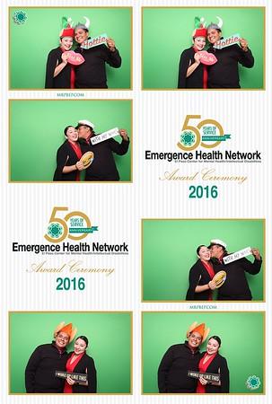 Emergence Health Network Award Ceremony
