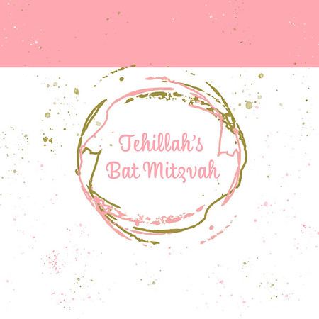 Tehillah's Bat Mitzvah Celebration