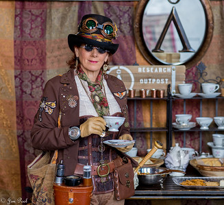 Iron Horse Steampunk Festival 3-17-2018