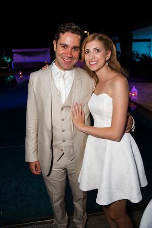 Carolina & Marios wedding reception