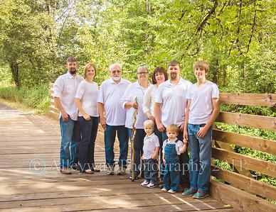 Galbreathe Family