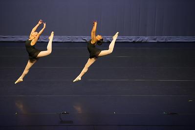 Kitri Act I from Don Quixote - Sudiksha Bhaduri and Ericka Stern
