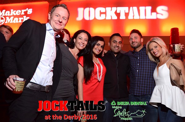 Party Photos - Jocktails at the Derby 2016