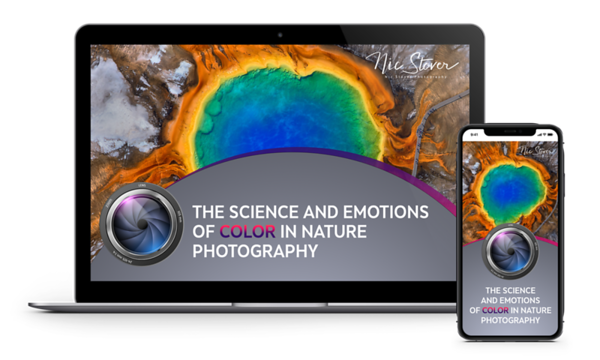The Science and Emotions of Color in Nature Photography