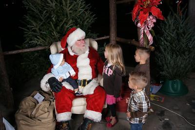 Old Towne Santa (November 29, 2012)