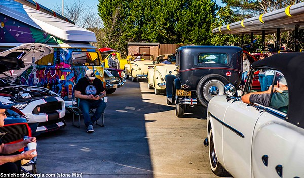 Cool Cruisers Sonic Cruise-In 2020