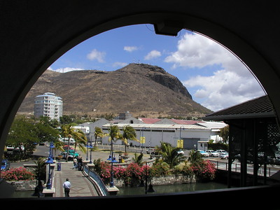 The relaxed but busy capital of Port Louis