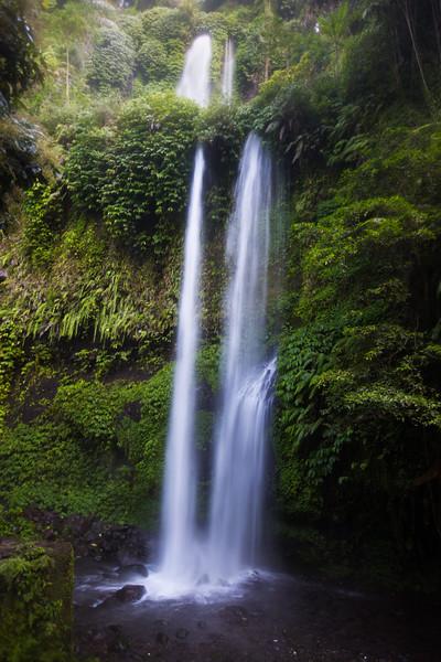 Sindang Gile Waterfalls, Lombok