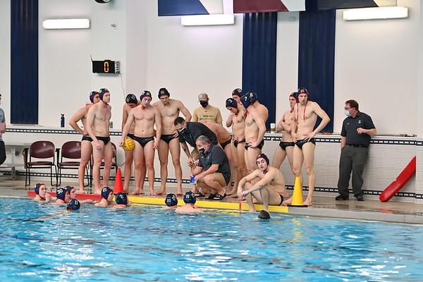 2021 USNA Water Polo - 02-20-2021 - Bucknell 1