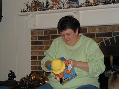 Christmas - Jansens - 12/25/2001