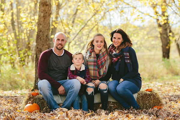 Fall Family Mini Sessions-The Shephards