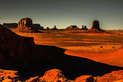 Navajoland  July, 2014
