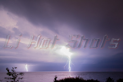 Wednesday 07/23/2014 Lightning Storms