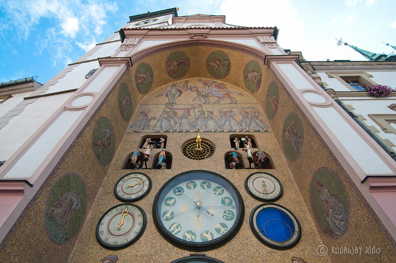Astronomical Clock Detail: