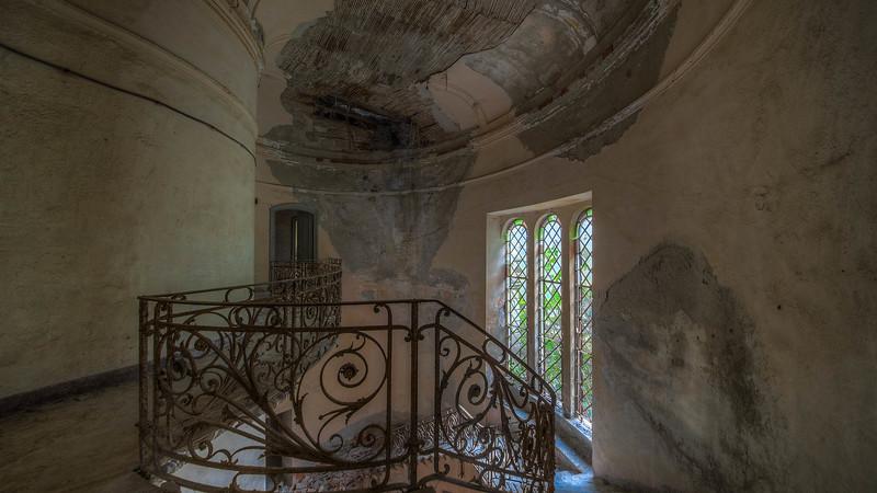 Urbex - Palazzo Bordoni (IT)