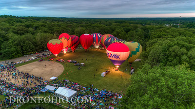 2019 BLOSSOM TIME BALLOON GLOW
