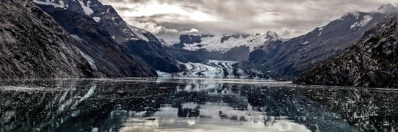 John Hopkins Glacier, Glacier Bay National Park, Alaska