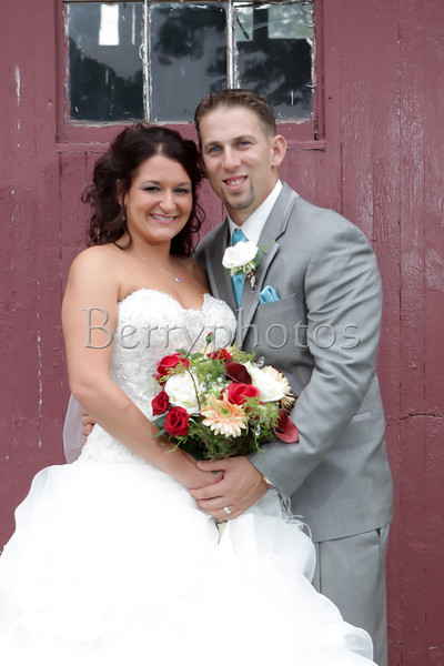 Holly and Matthew Palladino - August 31st