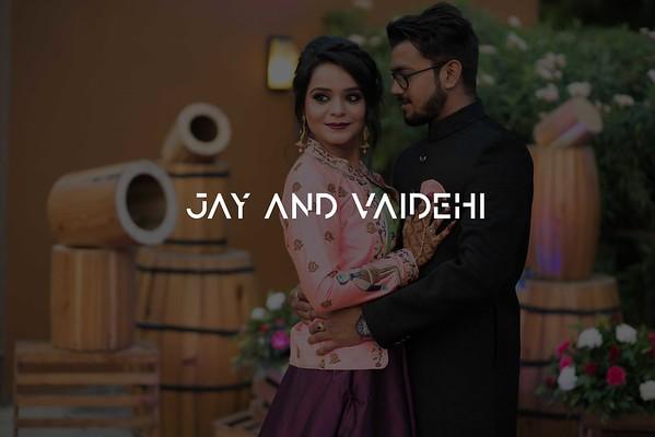 Jay and Vaidehi