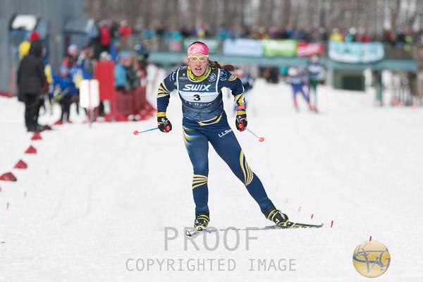Women's 1.2K Sprints