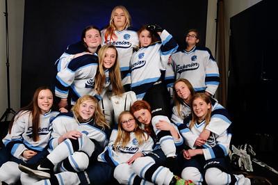 14U Spartan Girls Hockey 2016/2017