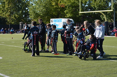 Panthers Special Needs Tournament Day