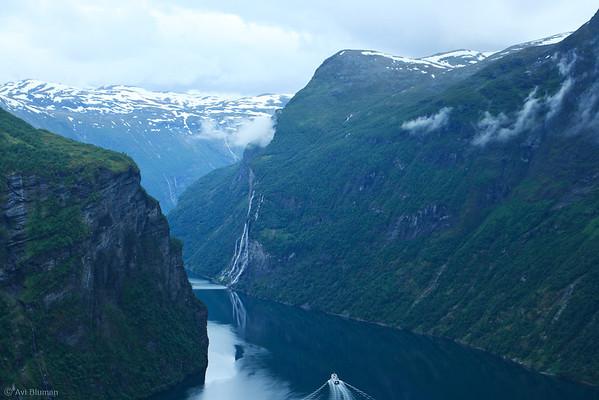 Landscapes & Travel