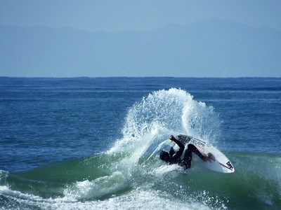 1/17/20 * DAILY SURFING PHOTOS * H.B. PIER