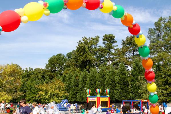 Preschool Fall Festival 2012