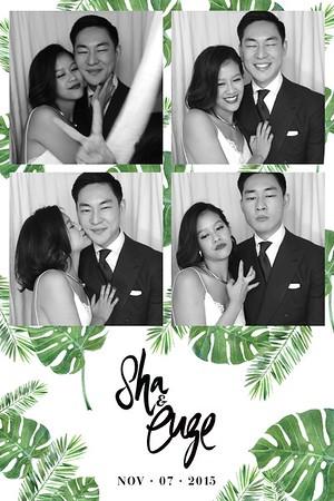 Sha & Eugene's Wedding 07 Nov 2015