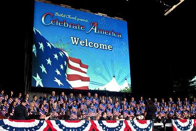 2010 Celebrate America Show