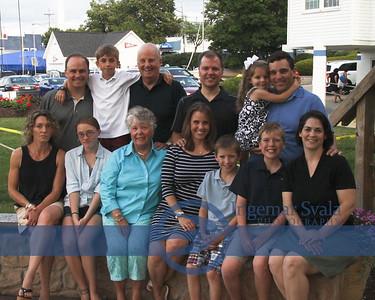 Flick Family at VBC. July 5, 2013