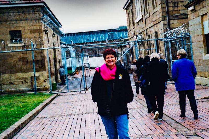 Wed Run  to Maitland Gaol May 2002