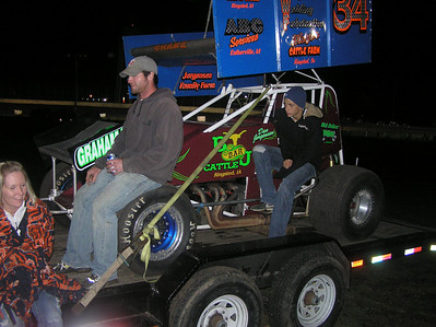 Jackson Speedway, Dan & Jake - 2009