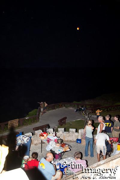 Dec. 21, 2010:  Banzai at Eclipse