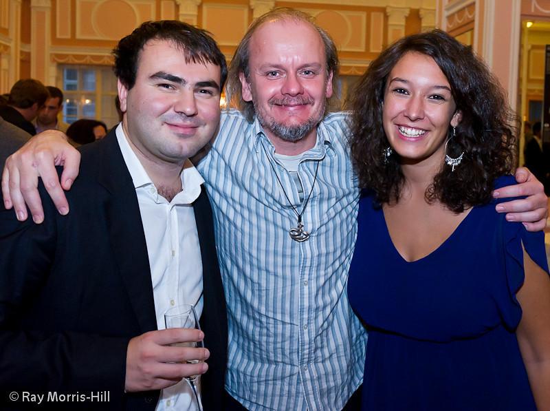 Shakhriyar Mamedyarov, Stuart Conquest and Fiona Steil-Antoni