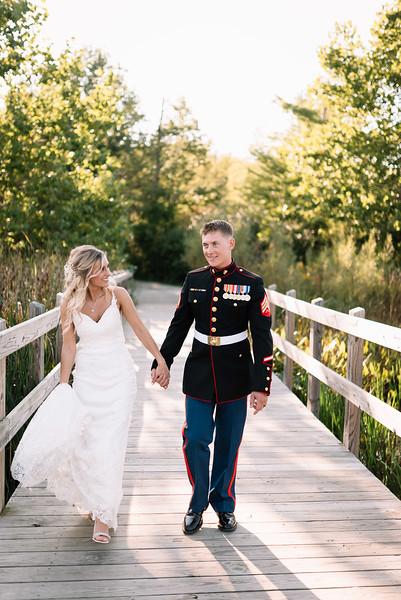 Cleveland, Ohio Wedding Photographer   Carina & Ben's Lakeshore Wedding
