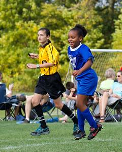 Amara's Soccer Match