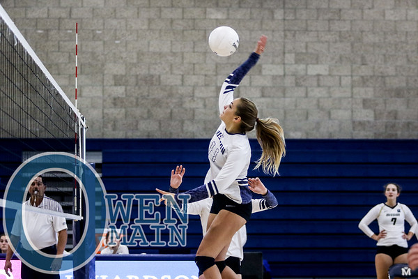 Mission Prep Volleyball Vs Morro Bay
