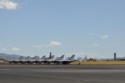 Thunderbirds Air Show