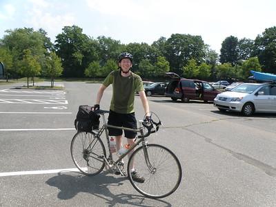 Day 4: Orange to Amherst
