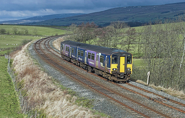 8th February 2010: North Lancashire and Kettlesbeck