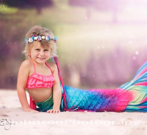 Loveaya Mermaid Shoot