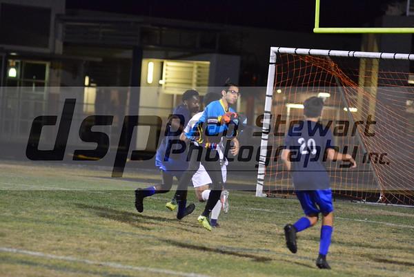 Boys Varsity Soccer vs Liberty 01*18*19
